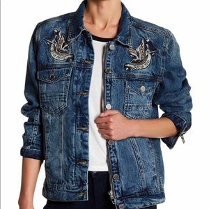 Blank NYC denim jacket